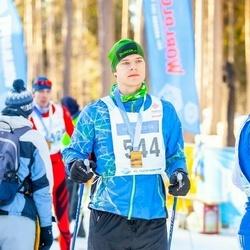 46. Tartu Maraton - Uku-Laur Tali (544)