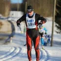 46. Tartu Maraton - Matti Pekka Vanninen (181)