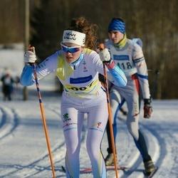46. Tartu Maraton - Teiloora Ojaste (10007)