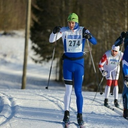 46. Tartu Maraton - Hannes Normak (274)