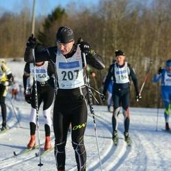 46. Tartu Maraton - Mardo Moumets (207)