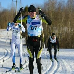 46. Tartu Maraton - Arvo Sala (87)