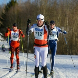 46. Tartu Maraton - Meelis Peterson (212)