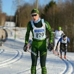 46. Tartu Maraton - Tõnis Laugesaar (820)