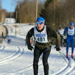 46. Tartu Maraton - Ole Raudsepp (481)