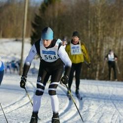 46. Tartu Maraton - Siim Kaljund (554)