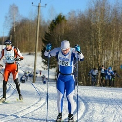 46. Tartu Maraton - Alar Lehesmets (488)