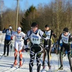 46. Tartu Maraton - Jaanus Pino (819)