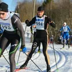46. Tartu Maraton - Toomas Erikson (594)