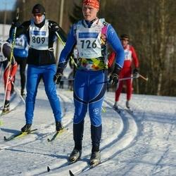 46. Tartu Maraton - Kristo Peterson (726)