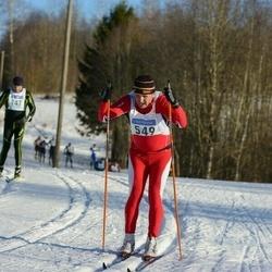 46. Tartu Maraton - Ivo Kivastik (549)