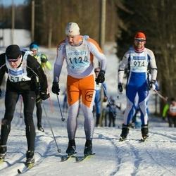 46. Tartu Maraton - Taivo Lõhmus (1124)