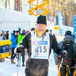46. Tartu Maraton - Martti Parve (415)