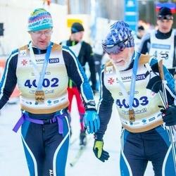 46. Tartu Maraton - Indrek Pak (4002), Kaarel Toss (4003)