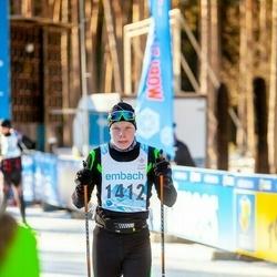 46. Tartu Maraton - Max Sander Laane (1412)