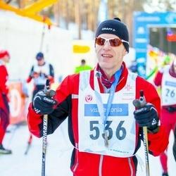 46. Tartu Maraton - Peep Vahermets (536)