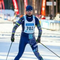 46. Tartu Maraton - Endel Jänes (703)