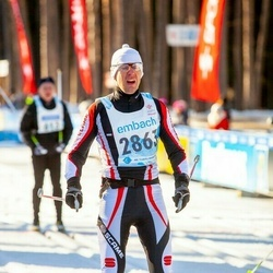 46. Tartu Maraton - Kaspar Loog (2863)