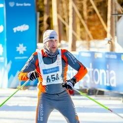 46. Tartu Maraton - Tiit Tõnismäe (650)