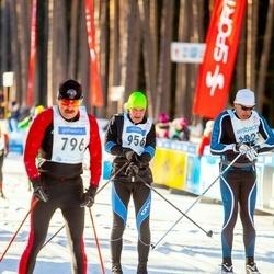 46. Tartu Maraton - Sergey Kozlov (796), Kuno Oja (956)