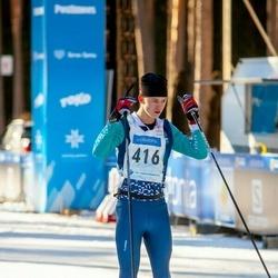 46. Tartu Maraton - Rasmus Jaagant (416)