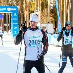 46. Tartu Maraton - Druvis Paeglis (2705)