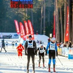 46. Tartu Maraton - Raul Maripuu (414), Gert Saamann (576)