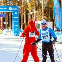 46. Tartu Maraton - Hannes Veide (208), Erkki Etverk (223)
