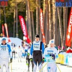 46. Tartu Maraton - Riho Vaikmäe (566), Kalev Lemmik (722)