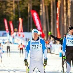 46. Tartu Maraton - Kalev Lemmik (722)