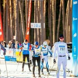 46. Tartu Maraton - Karl-Erik Kumm (723)