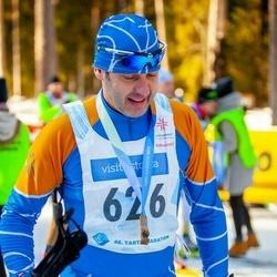 46. Tartu Maraton - Raul Kõvask (626)