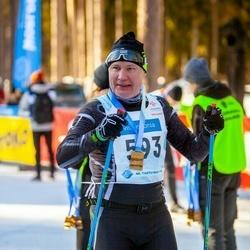 46. Tartu Maraton - Yury Sokolov (593)
