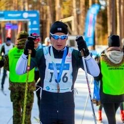 46. Tartu Maraton - Marek Sarapuu (736)