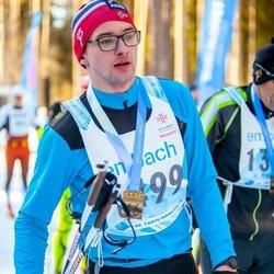 46. Tartu Maraton - Gaido Kaeramaa (499)