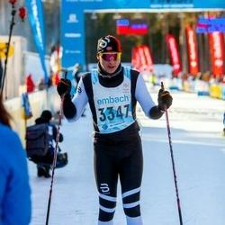 46. Tartu Maraton - Sven Milli (3347)