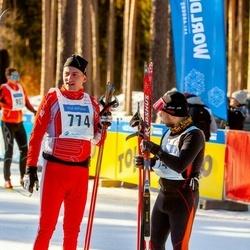 46. Tartu Maraton - Marcus Puhke (774)