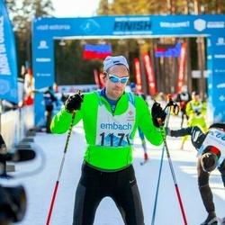 46. Tartu Maraton - Madis Uusorg (1171)