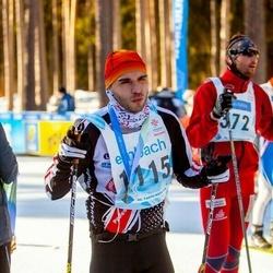 46. Tartu Maraton - Kristjan Jansen (1115)