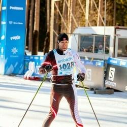 46. Tartu Maraton - Dmitrii Lebedinskii (1028)