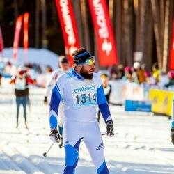 46. Tartu Maraton - Konstantin Bordukov (1314)