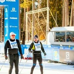 46. Tartu Maraton - Johannes Ütsik (756), Ari Kainulainen (894)