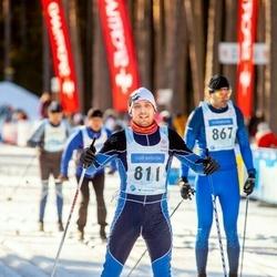 46. Tartu Maraton - Ivo Kuusalu (811), Siim Sokk (867)