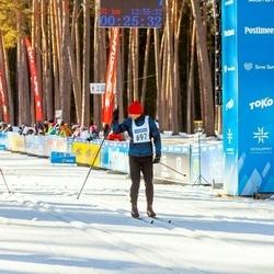 46. Tartu Maraton - Mait Mändmets (601), Rene Varul (697)