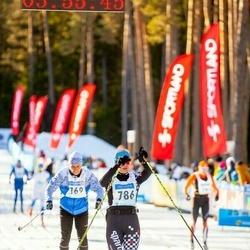 46. Tartu Maraton - Aile Kaljumäe (786)