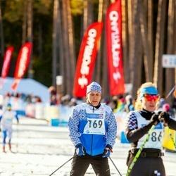 46. Tartu Maraton - Kaidu Nõmmik (769)