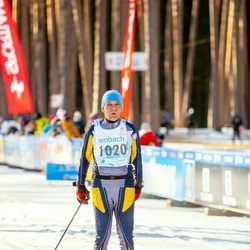 46. Tartu Maraton - Jaan Saviir (1020)