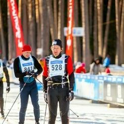 46. Tartu Maraton - Olev Matt (528), Richard Leemits (841)
