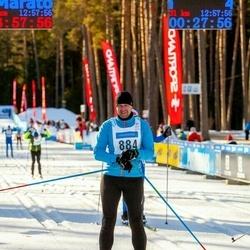 46. Tartu Maraton - Marek Aarniste (884)