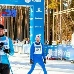 46. Tartu Maraton - Ermo Veelain (665)